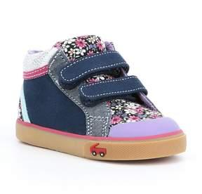 See Kai Run Girls Kya High-Top Sneakers