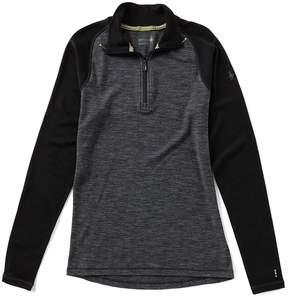 Smartwool 250 Baselayer Pattern Quarter-Zip Pullover