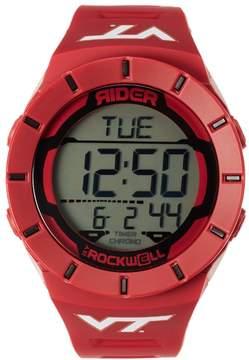Rockwell Kohl's Virginia Tech Hokies Coliseum Chronograph Watch - Men