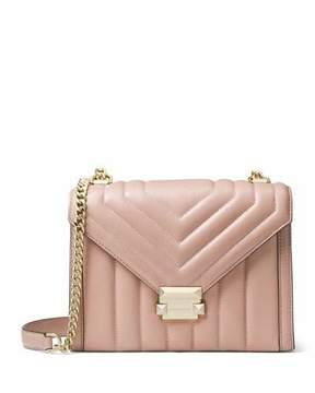 MICHAEL Michael Kors Whitney Large Shoulder Bag, Fawn