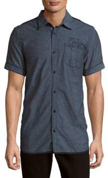 Buffalo David Bitton Senny Cotton Shirt