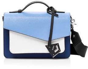 Botkier Cobble Hill Color-Block Leather Crossbody