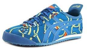 Onitsuka Tiger by Asics Mexico 66 Round Toe Canvas Sneakers.