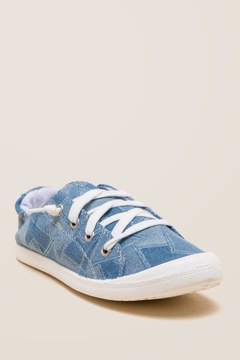 Not Rated Rhemmy Denim Flex Sneaker - Blue