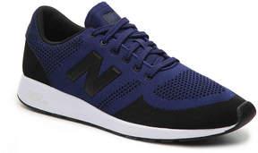 New Balance 420 Sneaker -Black/Blue - Men's