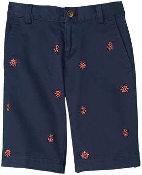 Brooks Brothers Fleece Boys' Nautical Chino