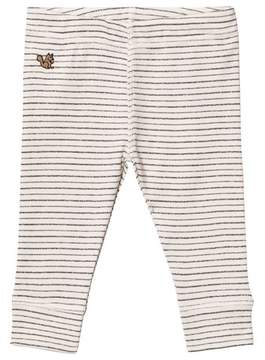 Emile et Ida Striped Leggings