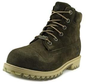 Timberland 6 Premium Ew Round Toe Leather Work Boot.