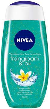 Nivea Frangipani and Oil Shower Gel by 250ml Gel)