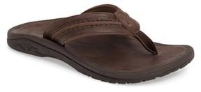 OluKai Men's Hokua Flip Flop