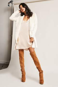 Forever 21 LFL by Lust for Life Thigh-High Boots