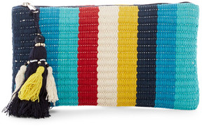 Shiraleah Nida Colorblock Zip Pouch
