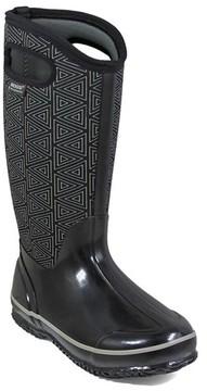 Bogs Women's Classic Triangles Waterproof Subzero Insulated Boot