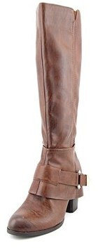 Fergie Theory Round Toe Synthetic Knee High Boot.