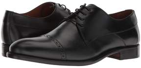 Matteo Massimo 4-Eye Cap Toe 18 Men's Lace Up Cap Toe Shoes