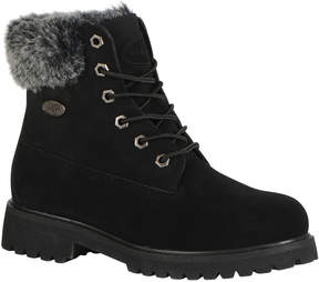Lugz Convoy Womens Lace Up Boots