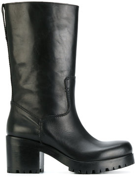 Strategia ridged boots