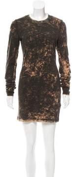 Cotton Citizen Printed Mini Dress w/ Tags