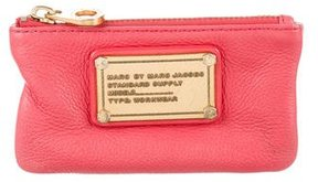 Marc by Marc Jacobs Leather Key Pouch