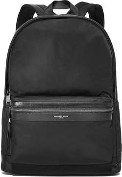 Michael Kors Kent Nylon Backpack - BLACK - STYLE