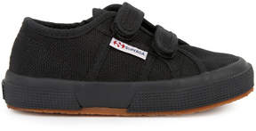 Superga Scratch canvas trainers