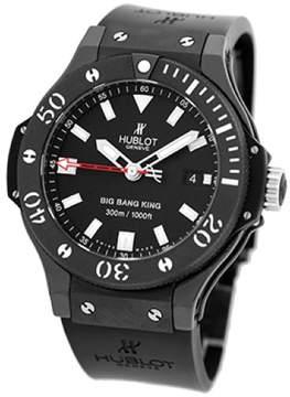 Hublot Big Bang King 312.CM.1120.RX Black Ceramic Automatic 44mm Mens Watch