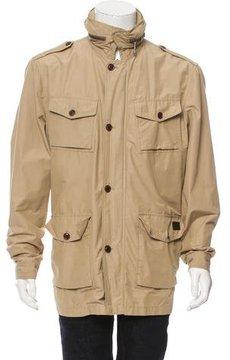 Gant Utility Trench Coat