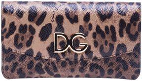 Dolce & Gabbana Leopard Print Wallet - LEOPARD - STYLE