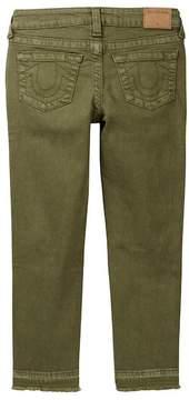 True Religion Casey Ankle Skinny Jeans (Big Girls)