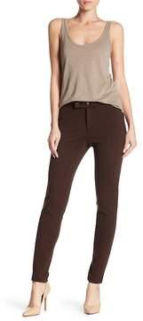 Foxcroft Techno Slim Fit Ponte Pants
