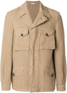 Massimo Alba millitary style V50 jacket