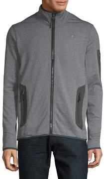 Champion Men's Mockneck Zip Jacket