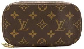 Louis Vuitton Monogram Canvas Trousse Blush PM Cosmetic Pouch