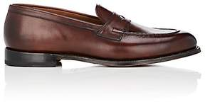 Grenson MEN'S LLOYD LEATHER PENNY LOAFERS