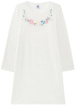 Petit Bateau Velvet night gown