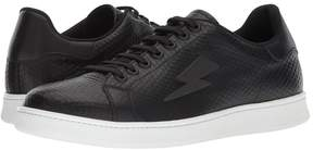 Neil Barrett Tonal Thunderbolt Tennis Sneaker Men's Shoes