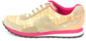Cole Haan Womens Teitesam Low Top Lace Up Green/Brown/Pink/White
