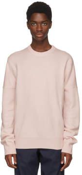 Calvin Klein Pink Cashmere Sweater