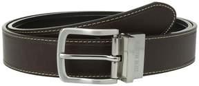 Steve Madden 35mm Oil Tanned Reversible Belt Men's Belts