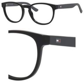 Tommy Hilfiger Eyeglasses T_hilfiger 1423 0VY0 Black Gray