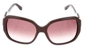 Chloé Gradient Square Sunglasses