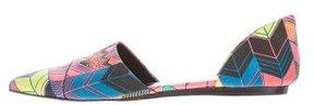 Jenni Kayne Printed d'Orsay Sandals