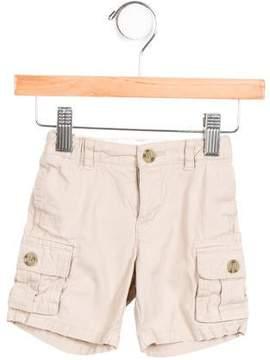 Bonpoint Boys' Knee-Length Cargo Shorts
