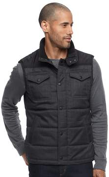 Apt. 9 Men's Colorblock Flex Quilted Puffer Vest