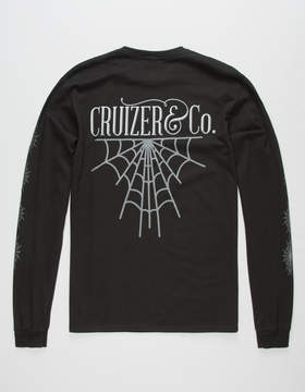 Co Cruizer And New Web Mens T-Shirt