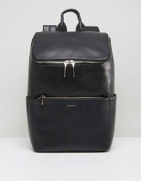 matt & nat Matt & Nat Brave Double Zipped Backpack