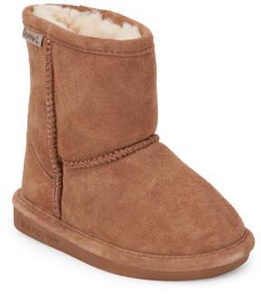 BearPaw Toddler Girls) Hickory Eva Short Lined Boots