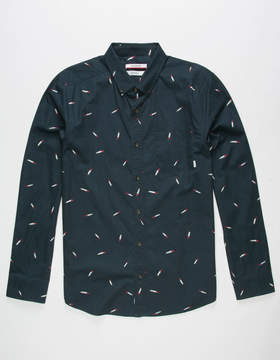 Nixon Nickel Mens Shirt
