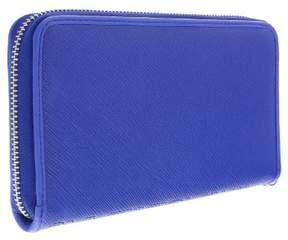 Versace EE3VOBPO2 E224 Blue Multifunction Wallet