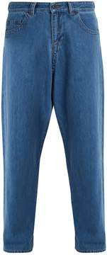 Craig Green Cut-out wide-leg jeans